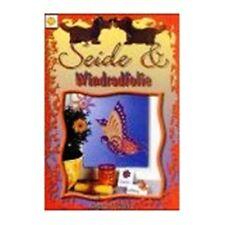 Seide und Windradfolie ** Deko- & Geschenkideen ** Vielseidig Verlag