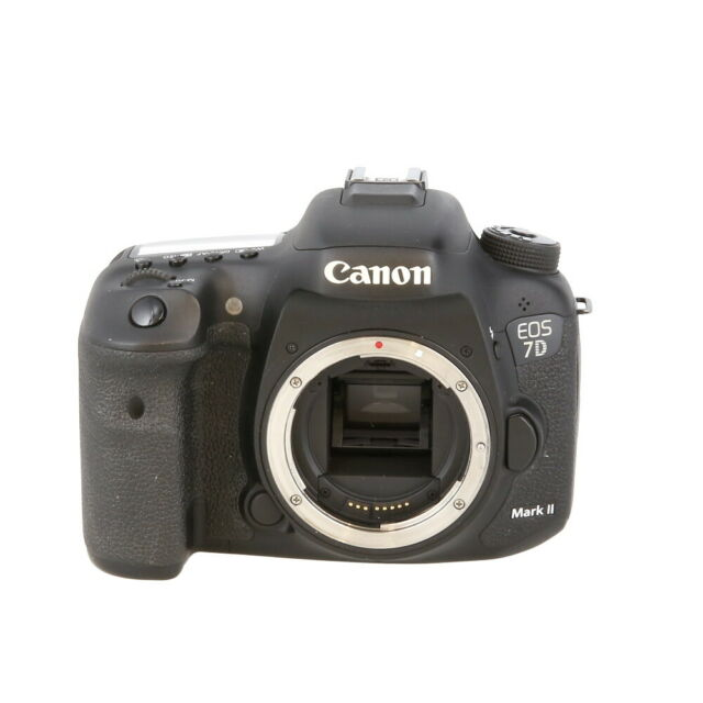Canon EOS 7D Mark II(G) Digital SLR Camera Body {20 M/P} - EX