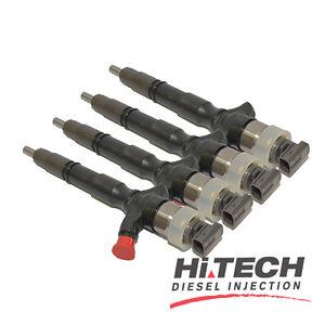 REMAN-INJECTOR-SET-for-Toyota-Hilux-amp-Prado-1KD-FTV-095000-8290-23670-0L051