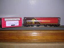 INTER.#45122  Saskatchewan 59' Natl.Steel Cylindrical Cov.Hopper w/6 Car #s H.O.