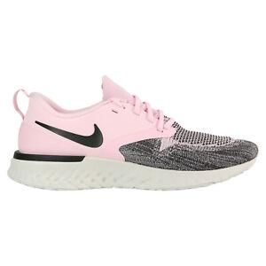Damen Details React Laufschuhe Rosa 2 zu 601 Flyknit AH1016 Nike Odyssey Schuhe Sneaker 8ONn0wvm