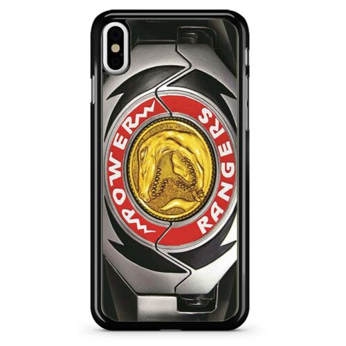 Power Ranger Mighty Morphin belt case Custom case iPhone,samsung,lg,google,etc