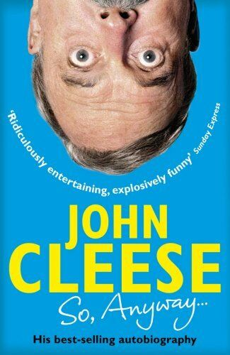 1 of 1 - So, Anyway...: The Autobiography by Cleese, John 009958008X The Cheap Fast Free