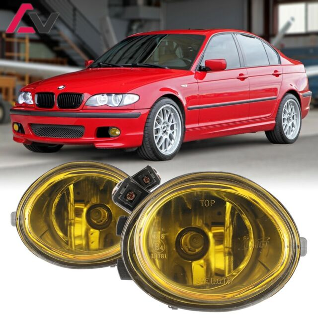 OE Replacement Fog Light Assembly BMW 7 SERIES