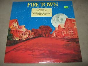 FIRE-TOWN-The-Good-Life-RARE-MINT-SEALED-SS-New-Vinyl-LP-Hype-1989-81945-1-Cut