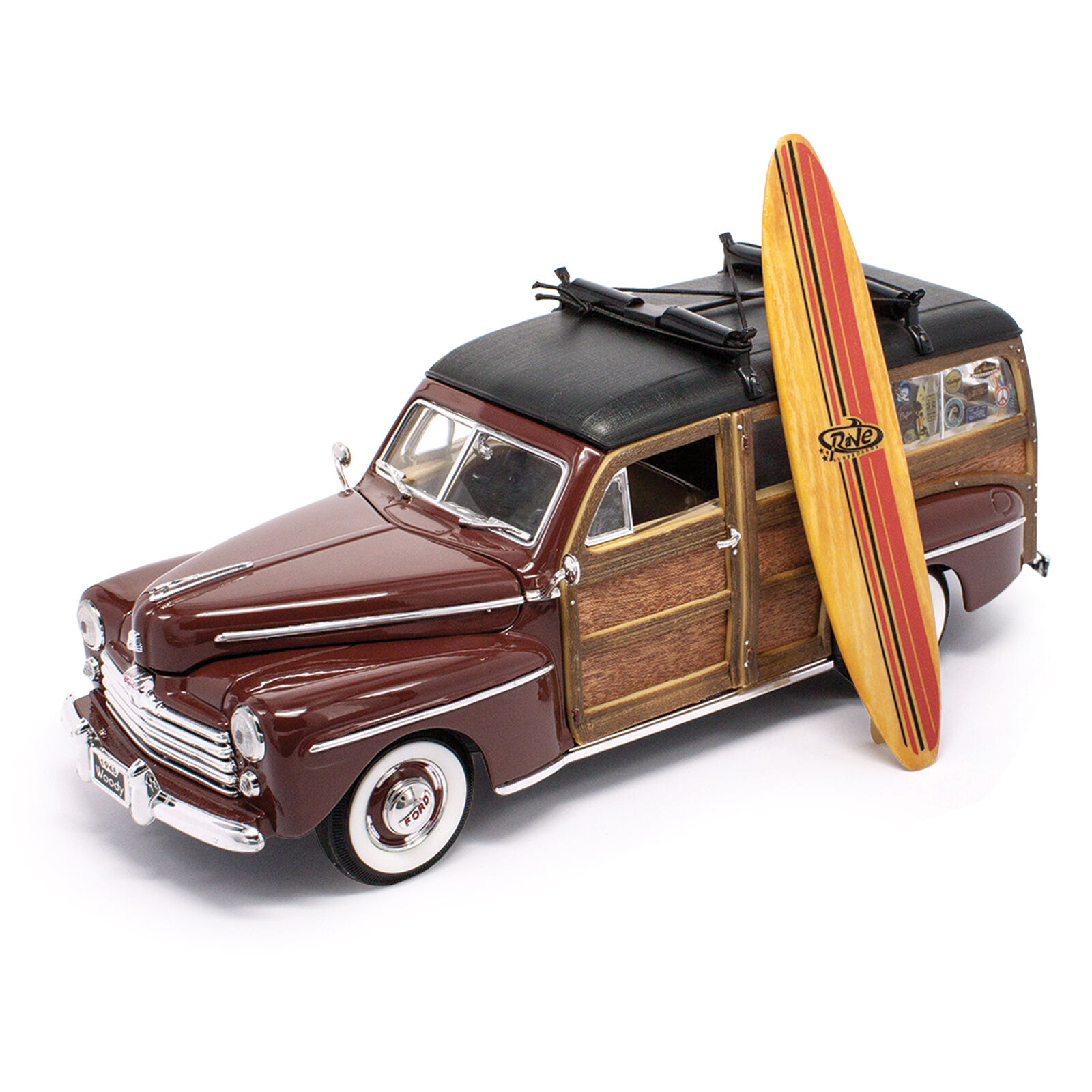 1948 Ford Woody Surfer Special