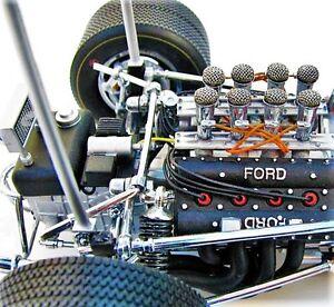 1-Ford-18-Vintage-Indy-500-Race-Car-40-Sport-43-GT-1960s-24-Carousel-Blue-12