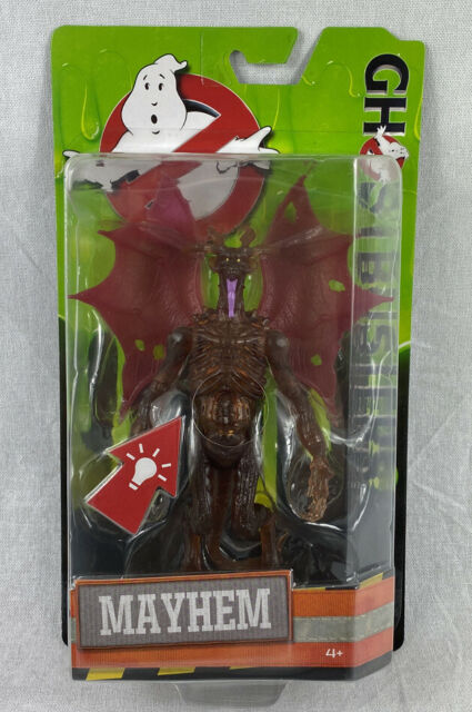 Ghostbusters Mayhem Light Up Ghost Collectable Toy - Brand New Sealed #NEW