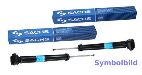 2 SACHS Stoßdämpfer HA für MERCEDES SL R129