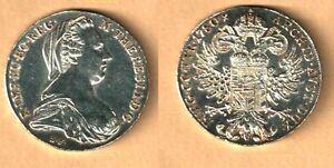 TALLERO-Argento-Maria-Teresa-1780-COLONIA-ERITREA-REGNO-VITT-EMAN-III-SPL-N-36