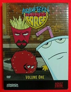 Will change and if the aqua teen opinion