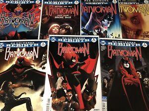 BATWOMAN-DC-UNIVERSE-REBIRTH-1-7-COMIC-BOOK-BATMAN-SUPER-HERO-SCARECROW