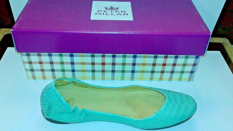 Peter Millar Femme bassiana Anaconda Ballet Flat 7