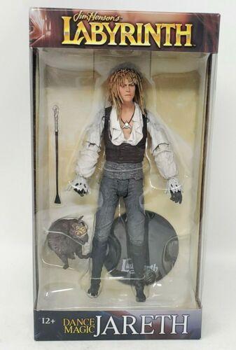 McFarlane Toys Jim Henson le labyrinthe de dance magic Jareth Roi Gobelin Figure New in package