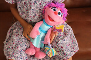 Details About New Official Abby Cadabby Plush Gund Sesame Street Fairy 12 Doll Toy