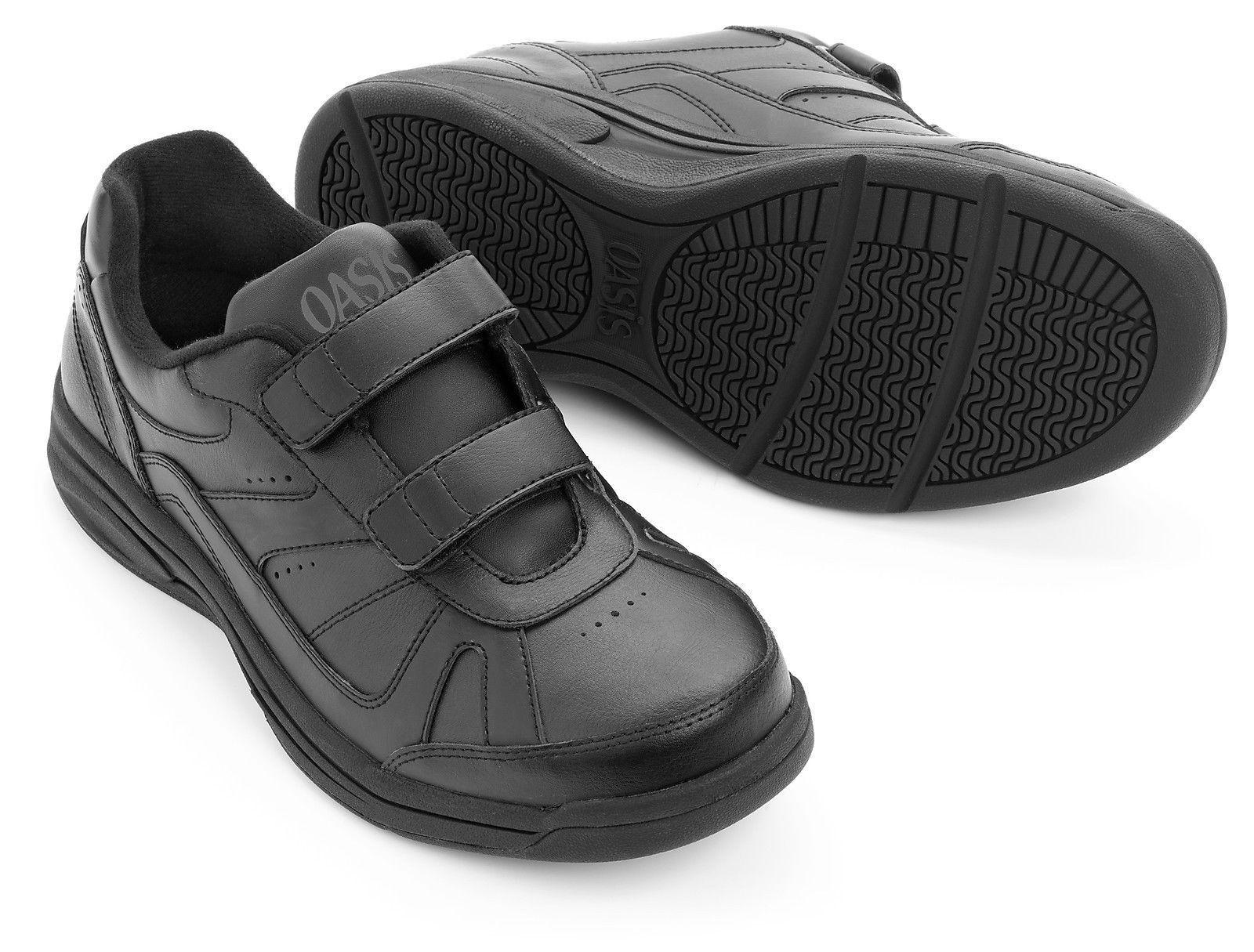 Oasis Tyler Hook - Loop - Extra  -Depth Hook  Loop scarpe da ginnastica - New in Box  vieni a scegliere il tuo stile sportivo