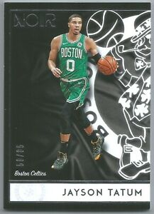 Jayson-Tatum-Boston-Celtics-2018-19-Panini-Noir-Basketball-Base-Card-135-59-85