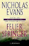 Feuerspringer-von-Evans-Nicholas-Buch-Zustand-gut