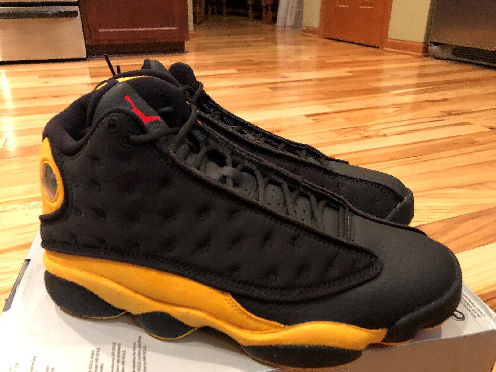 Nike Air Jordan 13 Retro Melo Class of 2002 Oak Hill 414571-035 Size 9