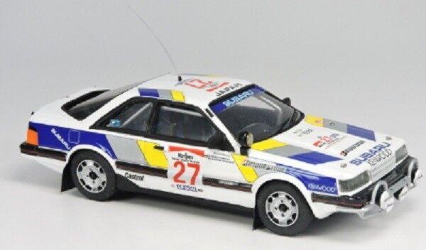 Kit Subaru Coupè 4WD Turbo Safari Rally 1987 - Arena Models kit 1 43