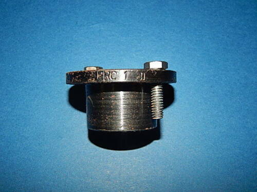 "PRC-1-D Split Taper Bushing 1/"" Bore .25/"" Keyway 2.375/"" Outer Diameter PRC1D"