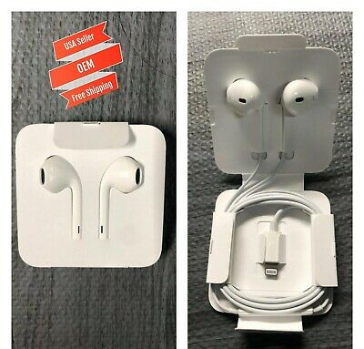 iPhone Headphone for iPhone 11, Pro Xr, Xs, 8, 7 EarPods ...