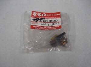 Details about SUZUKI Genuine Parts BRUSH TERMINAL SET 31130-31300 OEM NOS  gs700 gs750 lt230