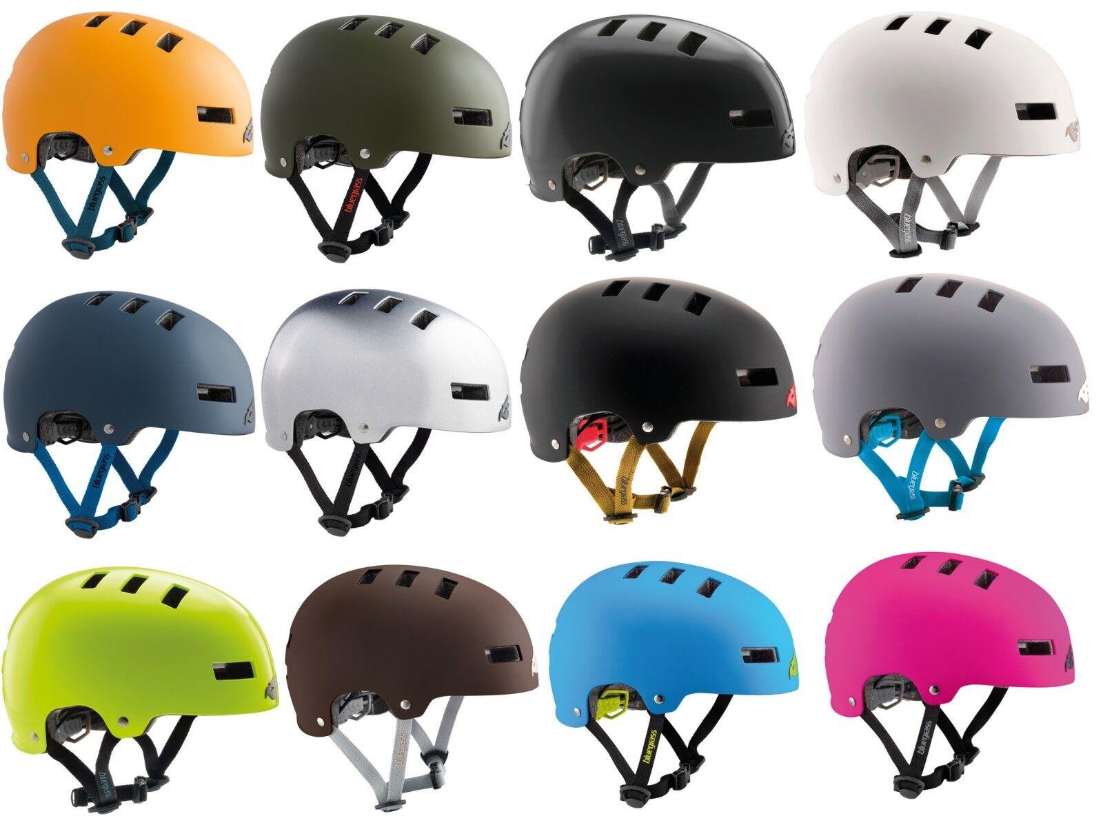 BlauGRASS Fahrradhelm Dirt-Helm Super Bold - diverse Farben     Muster c8047e