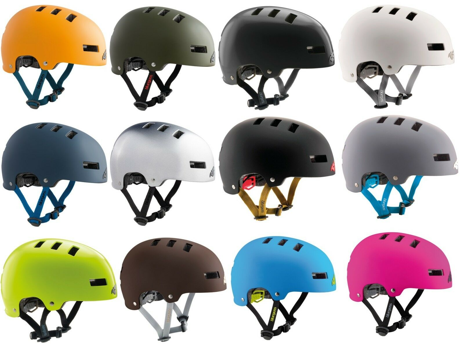 BlauGRASS Fahrradhelm Fahrradhelm Fahrradhelm Dirt-Helm Super Bold - diverse Farben   Muster 1575cc