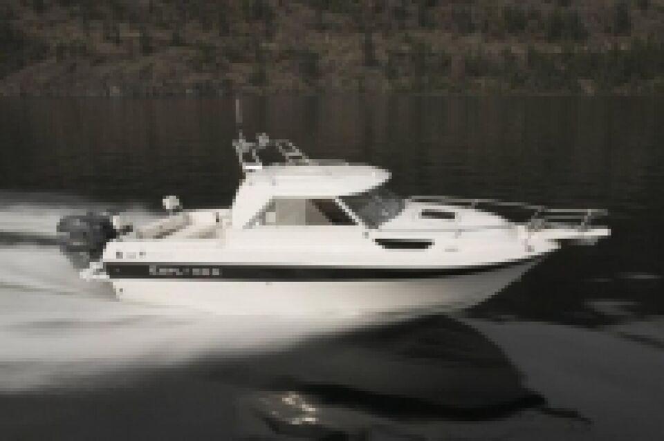Campion 622bSD Explorer, Kabinebåd, årg. 2007
