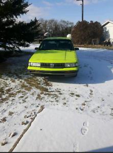 1992 Oldsmobile Cutlass