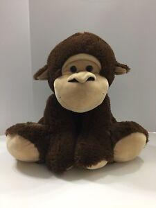 Monkey Plush Jungle Friends Kellytoy 23 Stuffed Animal Toy Brown