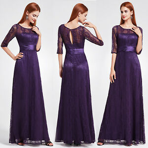 Ever-Pretty-Long-Half-Sleeve-Bridesmaid-Dress-Purple-Maxi-Party-Prom-Dress-08878