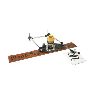 Milescraft 1298 3D Pantograph Router Tracing Jig