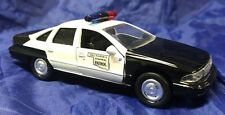 Oklahoma Highway Patrol 1:43 Chevrolet Caprice Road Champs Toy Police Car