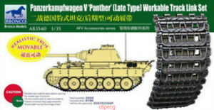 Bronco-1-35-3540-Panther-Late-Type-Track-Link-Hot