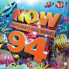 Now Thats What I Call Music 94 CD Chart Hits Compilation Album 2 Discs