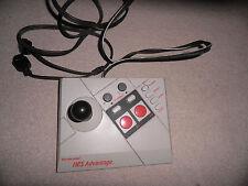 NINTENDO NES ufficiale vantaggio JOYSTICK-completamente testato e funzionante