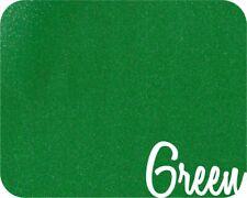 12 X 5 Yards Stahls New Smooth Glitter Heat Transfer Vinyl Htv Green