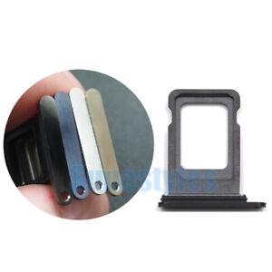 New OEM Single Dual Nano Sim Card Tray Holder For Apple iphone 12 Pro 12Pro Max
