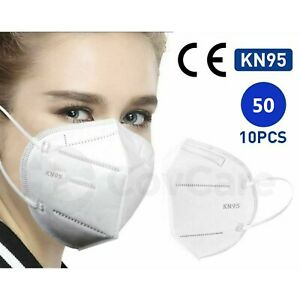 K-N95 Mask Respirator 100 Pieces - AUTHORIZED SELLER & LISTED