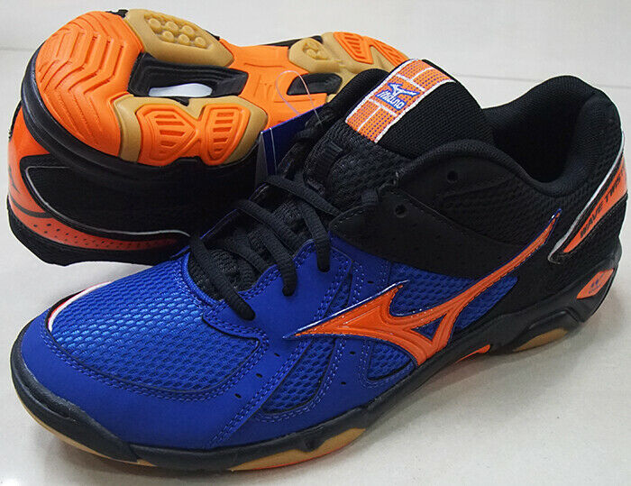 SHIHWEISPORT Mizuno V1GA157058 WAVE TWISTER 4 Unisex's Volleyball shoes