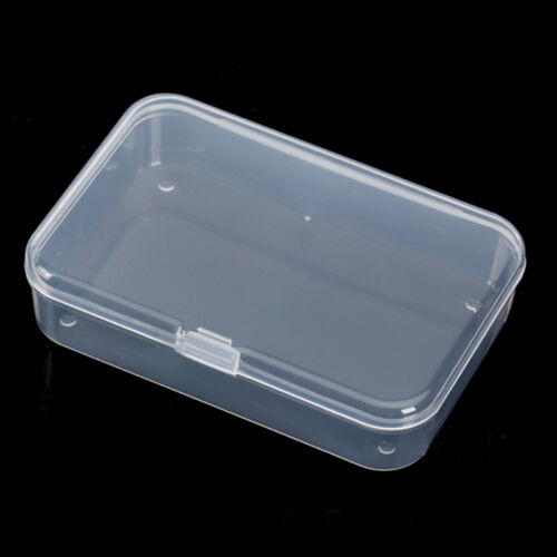 Plastic Storage Box Playing Cards Case Business Card Holder Card Boxes DECO SH