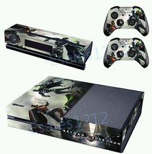 xbox one vinyl skin decal wrap batman vs superman camera controller console