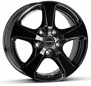 alloy mag rim wheel gloss jet black custom spray 400ml aerosol paint. Black Bedroom Furniture Sets. Home Design Ideas