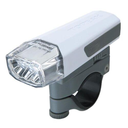 Topeak WhiteLite HP Beamer Front Bike Light White 3 LED