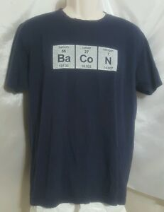 American apparel ba co n periodic table letters t shirt ebay image is loading american apparel 034 ba co n 034 periodic urtaz Gallery