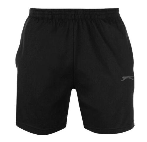 Slazenger Hommes Shorts Short Pantalon Court S M L Xl 2xl 3xl 4xl Jersey Neuf