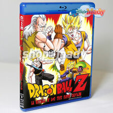 Dragon Ball Z Super Battle of Theree Super Saiyas Bluray ESPAÑOL LAT. Reg. Free