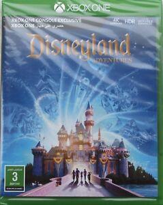 Disneyland-Adventures-For-XBOX-One-New-amp-Sealed